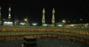 Ilustrasi Haji (pixabay.com)