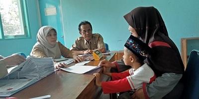 Pendaftaran Siswa Disabilitas Kota Semarang 2018