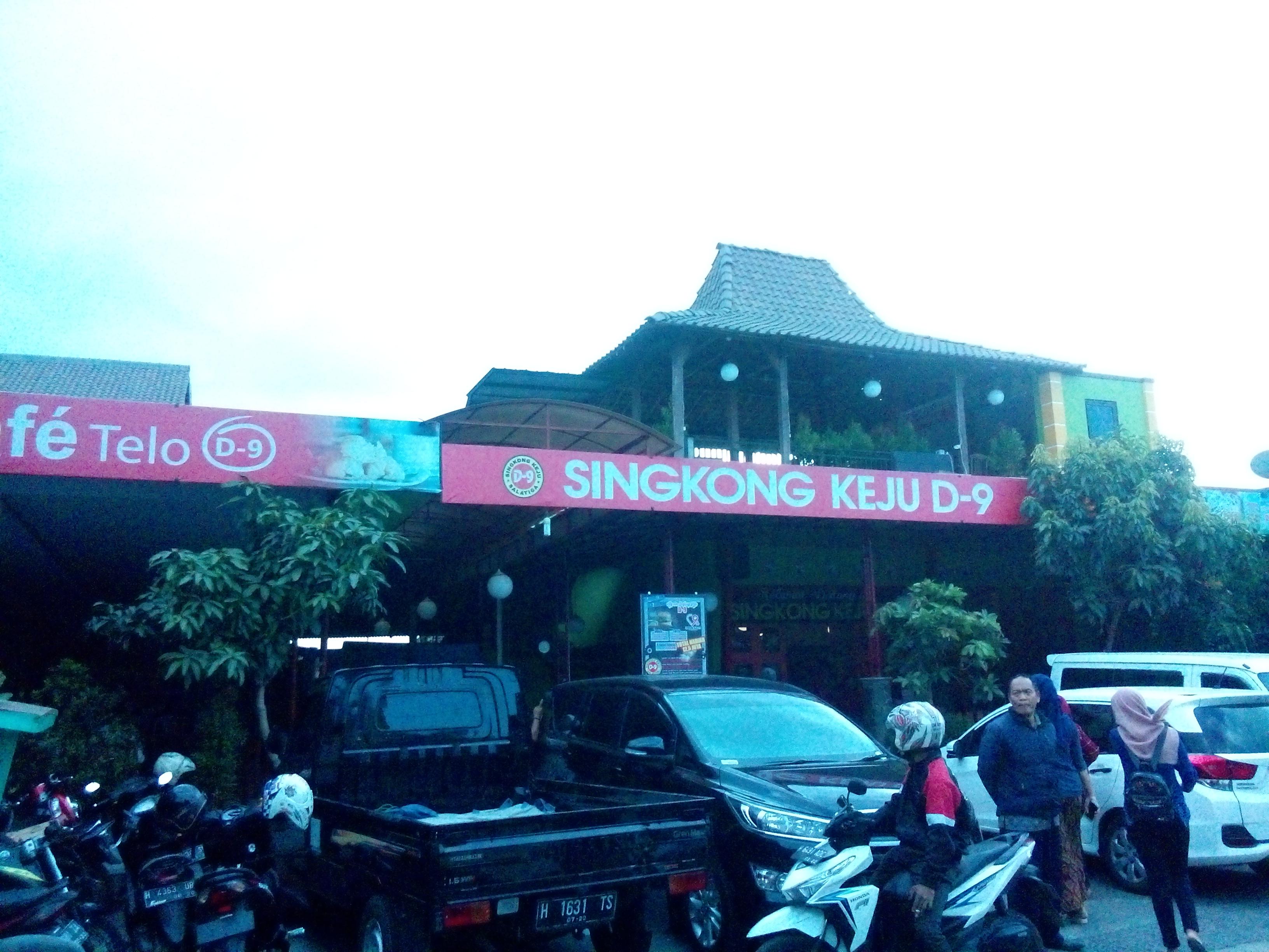 Singkong Keju D9 (M. Ainul Yaqin).