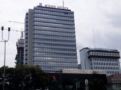 Gedung LKBN Antara. (Wikipedia.org)