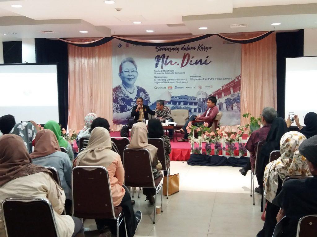 Semarang dalam Karya NH Dini