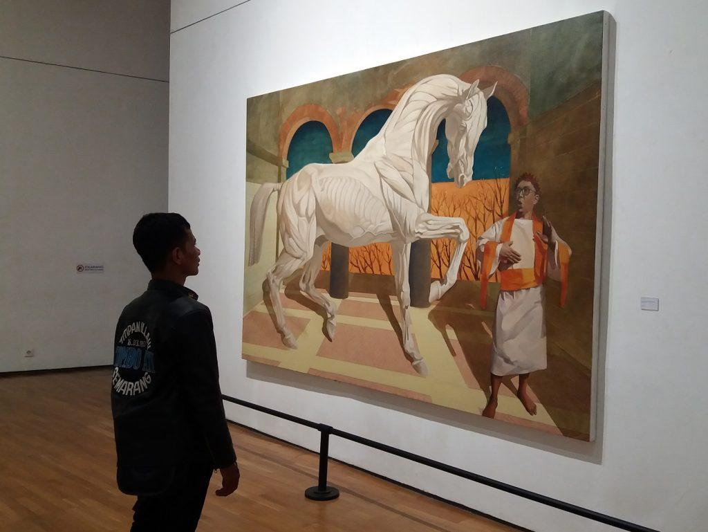 pameran Liber Primus, Semarang Art Gallery,