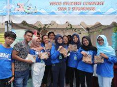 Limbah Tahu Dompet Unik SMA 3 Semarang