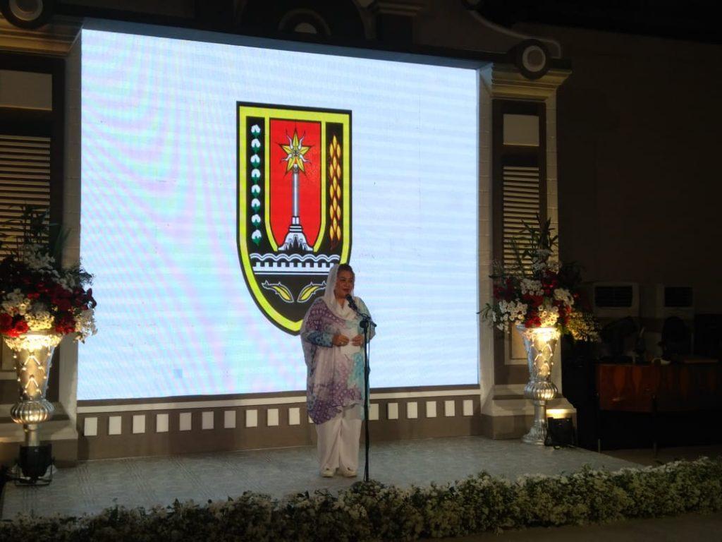 Wakil Wali Kota Semarang, Hevearita Gunaryanti Rahayu.