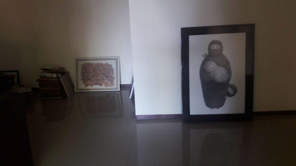 galeri seni UIN